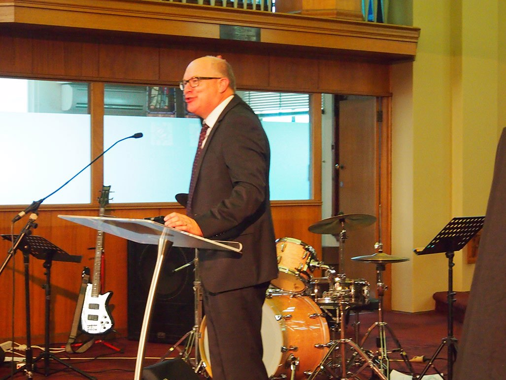 A sermon by Bishop Chris Edwards